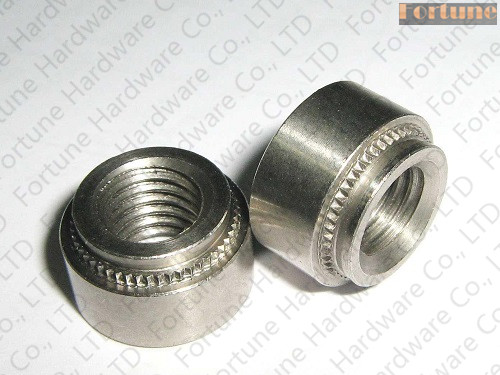Stainless Steel Riveted Nuts